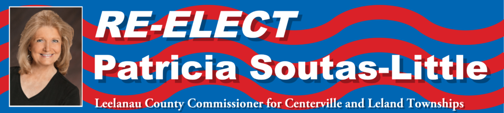 Re-elect Patricia Soutas-Little